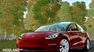 2018 Tesla Model 3 [1.5.9], 1 photo